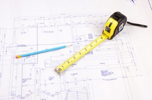 Measuring tape custom plans