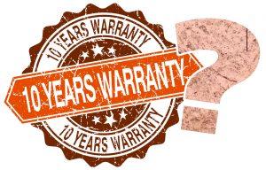 Warranty question