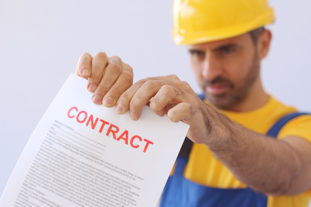 building contract