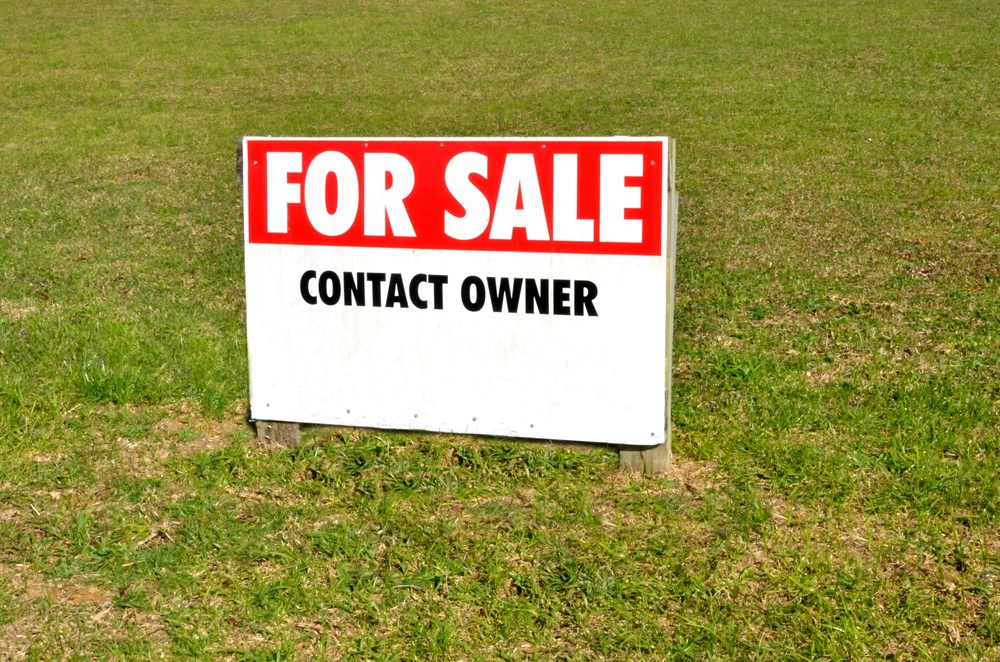 empty lot for sale
